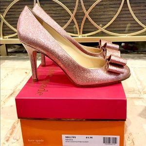 """Kate Spade """"krysta"""" heels"""